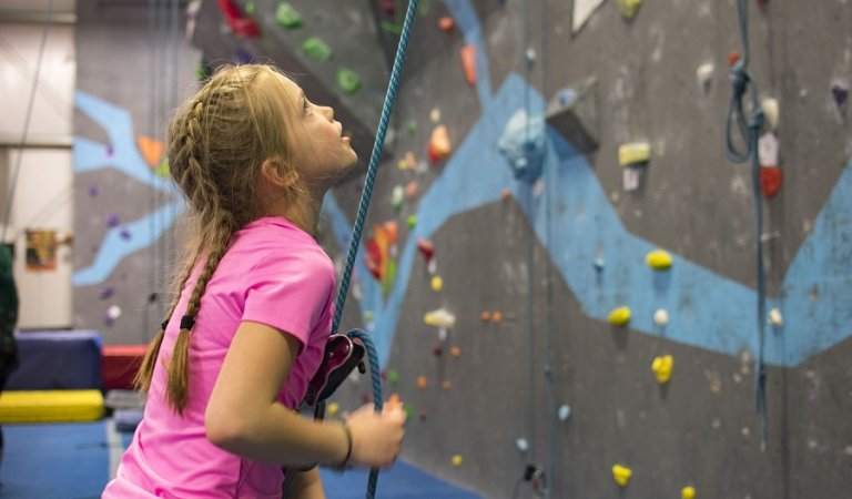 Youth Summer Camps Offered At The Rock Gym