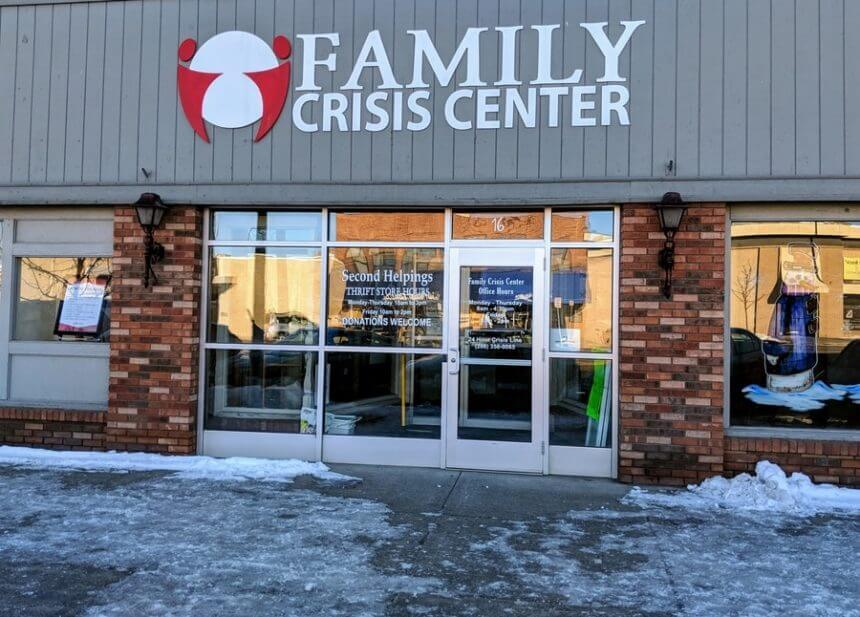 Family Crisis Center - Ways to give back