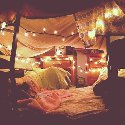 Date Ideas - Build a Fort