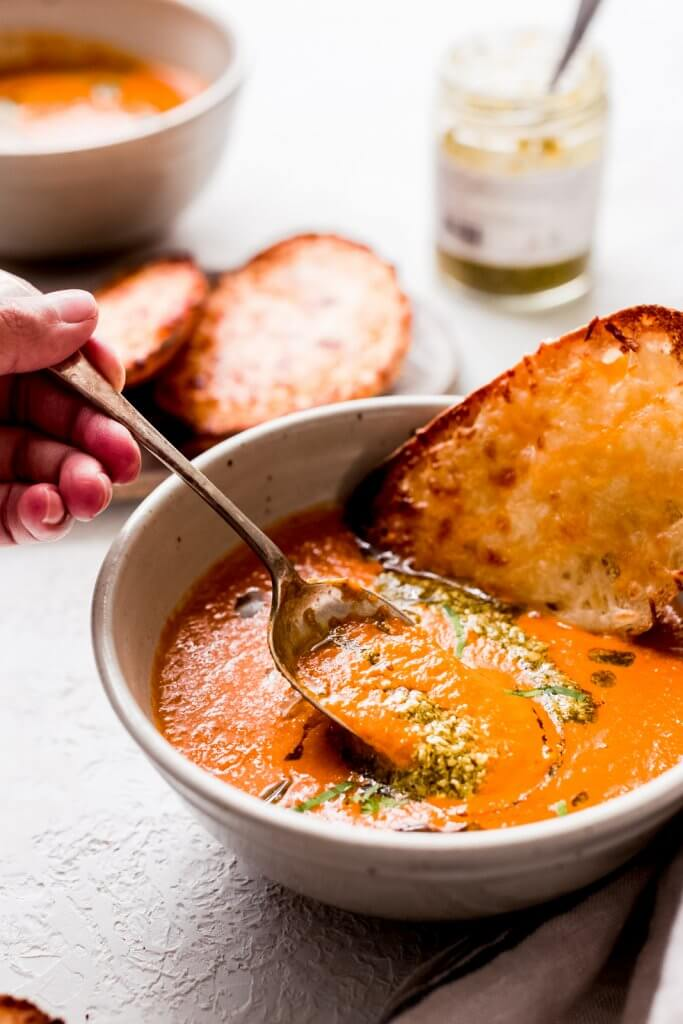 7 Comfort Food Recipes You Need To Try tomato soup