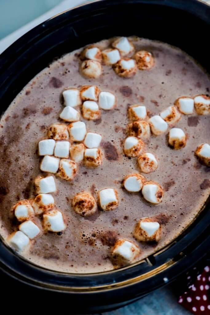 7 Comfort Food Recipes You Need To Try hot chocolate