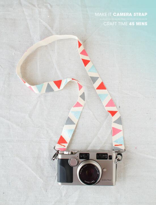 DIY_Christmas_Camera_Strap