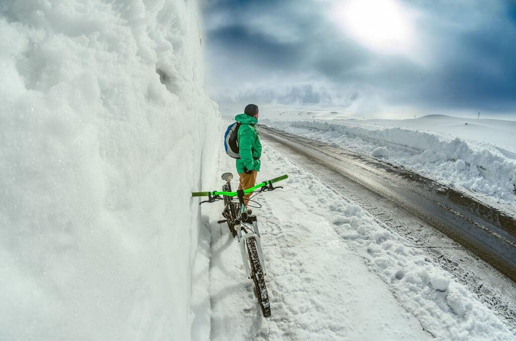 Warnick Weather Flash Snow