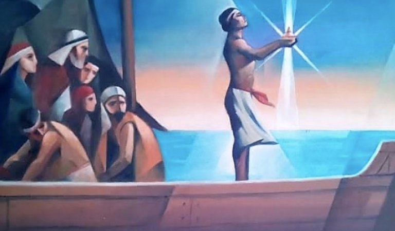 New Book Of Mormon Art Exhibit Comes To BYU-Idaho
