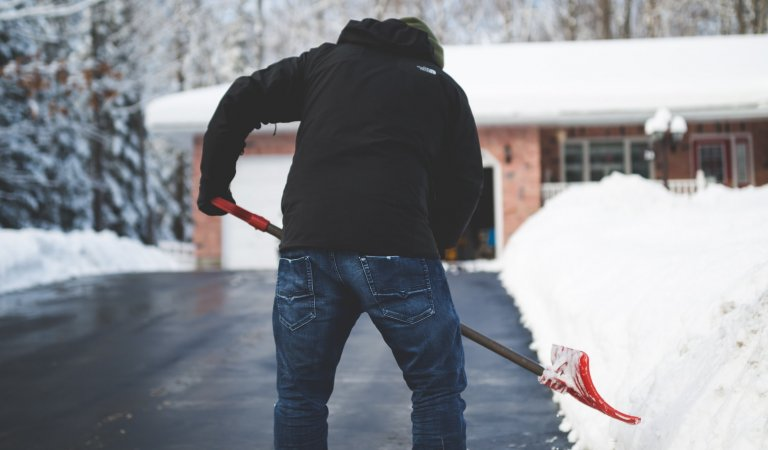 Safe Snow Shoveling Has Your Back