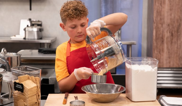 Rexburg Local Earns Spot In Final Four Of Kids Baking Championship