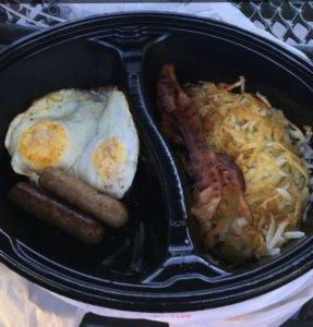 Denny's Free Birthday Breakfast Meal