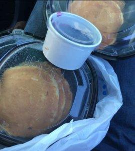 IHOP birthday pancakes free