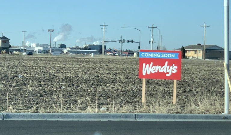 FOUND! New Wendy's Location Spotted In Rexburg!