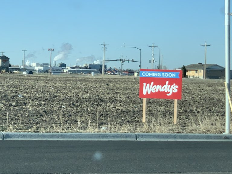 New Wendy's Location
