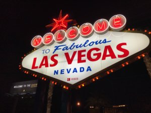 Las Vegas destination
