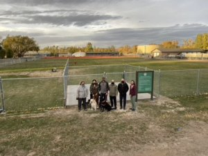 New Attractions in Rexburg Nature Park Dog Park