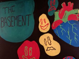 new location basement art